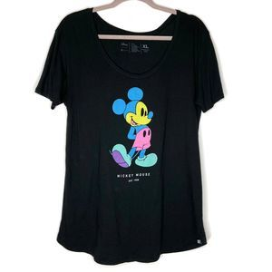 Disney Neff Colorful Mickey Mouse Top